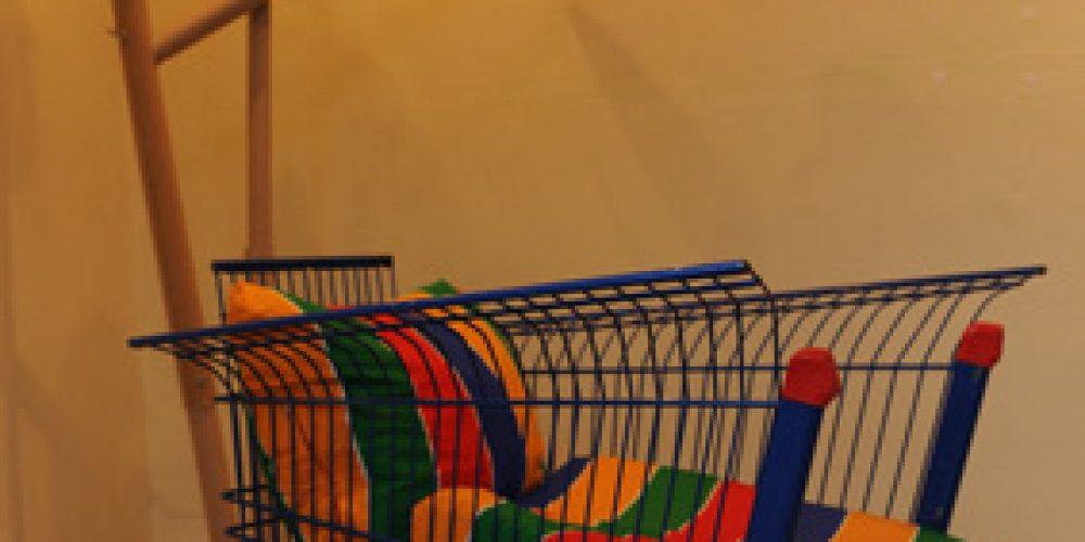 πολυθρόνα-καροτσάκι