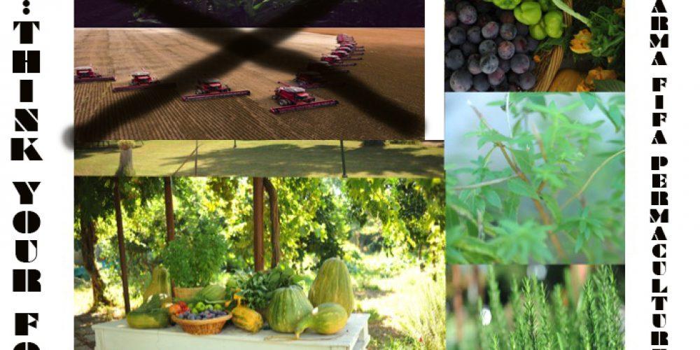 RE:THINK YOUR FOOD  ERASMUS + KA1 seminar  6/02/2017 – 12/02/2017  Kalamata, Greece